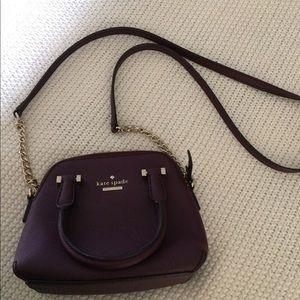 Kate Spade mini purse.